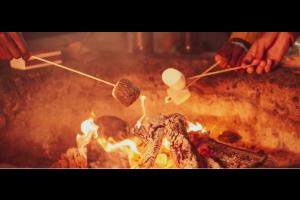 Warme chocomel & marshmallows