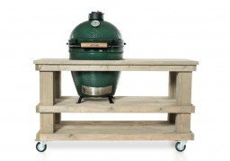 Big Green Egg Buitenkeuken Standaard grey wash