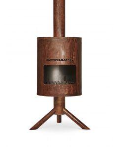 BurningBarrel Cortenstaal BBKG-2010 groot