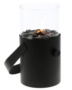 Cosiscoop gaslantaarn zwart