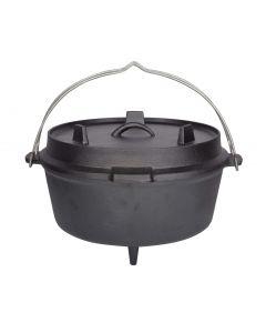 Esschert kampvuurpot / dutch oven