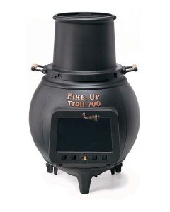 Fire-Up Troll 700 Tuinhaard / BBQ / Rookoven