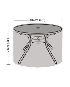 Garland TUINTAFELHOES 107 Zilver