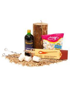 Kerstpakket Wintervlam (Eco Grill)