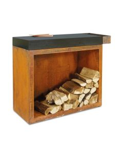 OFYR Butcher block storage 90 Corten
