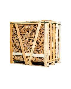 Halve pallet ovengedroogd berken haardhout