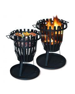 Sol Vuurkorf BBQ rond