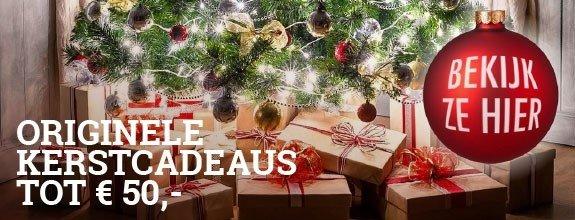 Kerstcadeaus tot 50,- Vuurkorfwinkel.nl