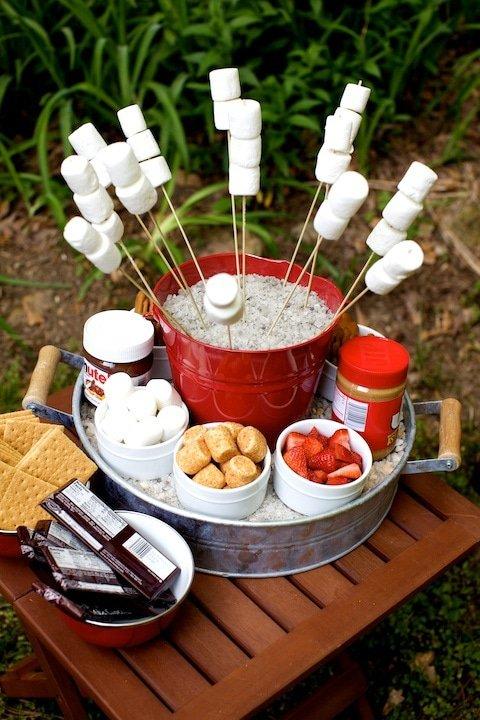 Marshmallows maken