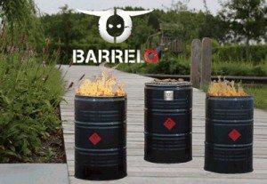 olievat bbq van barrelq
