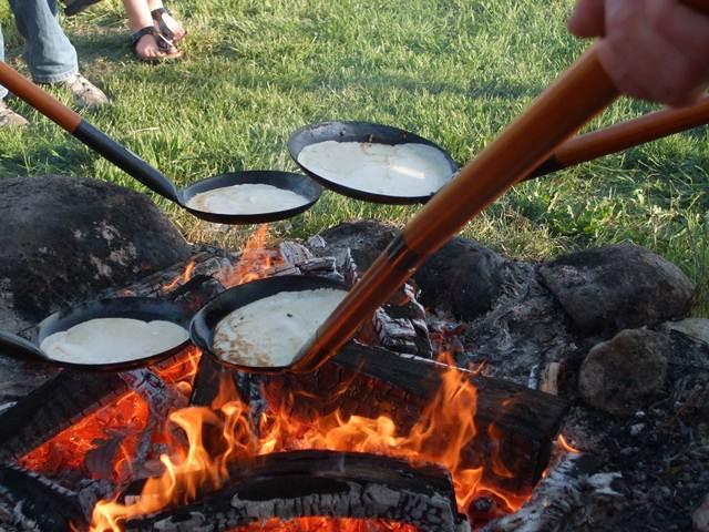 pannenkoeken-bakken