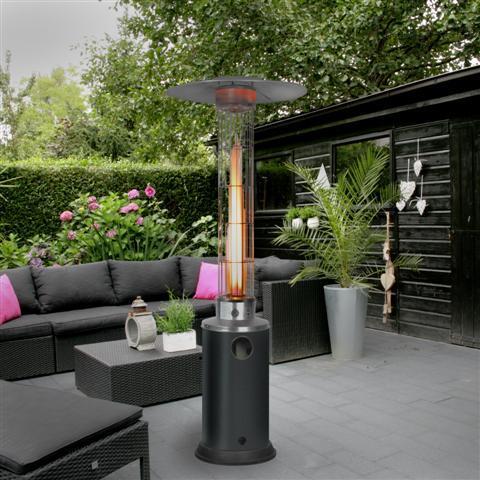 Eurom flame heater sfeer 1