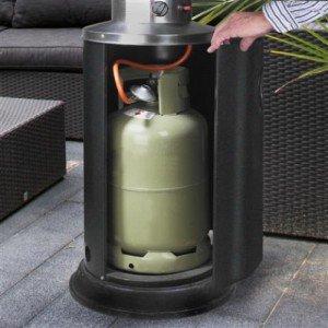 THG 12000 heater detail 2