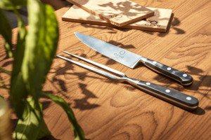 OFYR Fork and Knife set sfeer