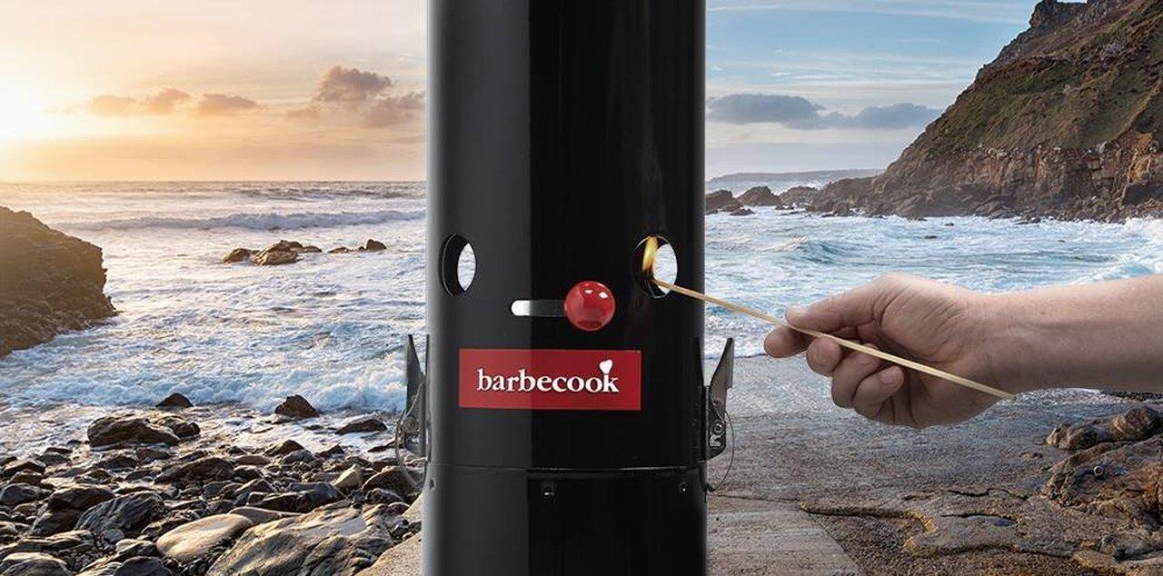 Barbecook Quickstart systeem