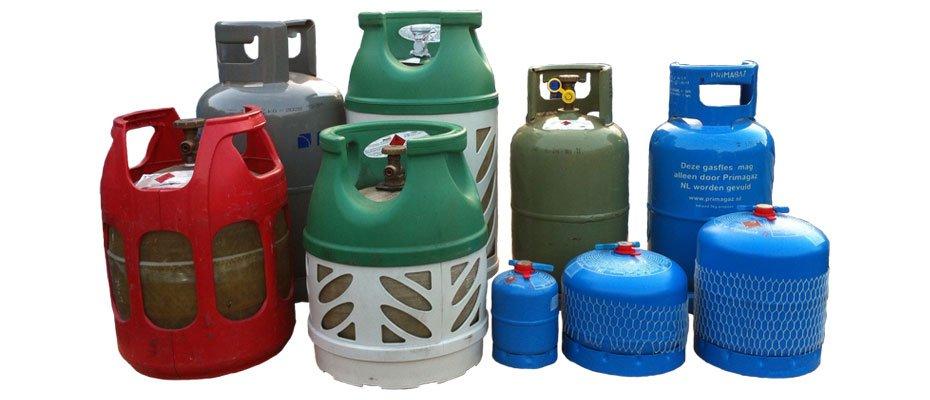 Veilig gebruik gasflessen