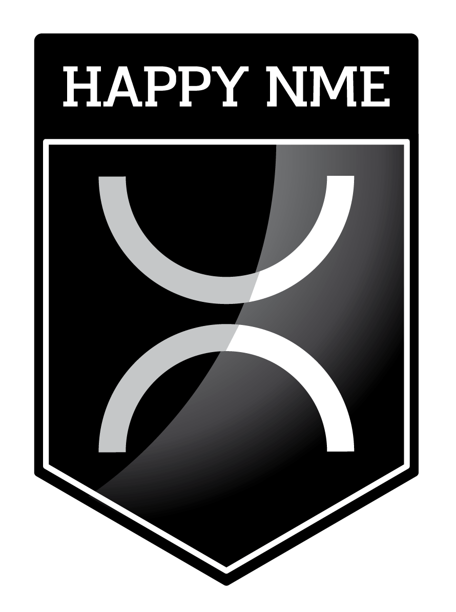 Happy NME vuurzuil