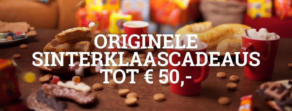 Sinterklaascadeaus tot 50,- Vuurkorfwinkel.nl